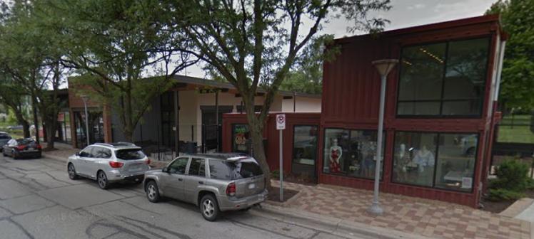 Fair Deal Village Marketplace, N. 24th and Burdette Streets, North Omaha, Nebraska
