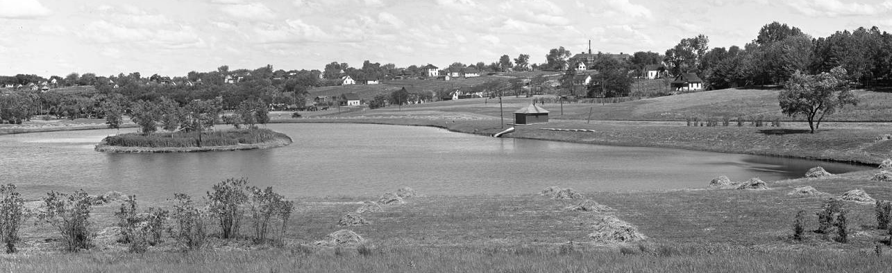 Fontenelle Park, North Omaha, Nebraska