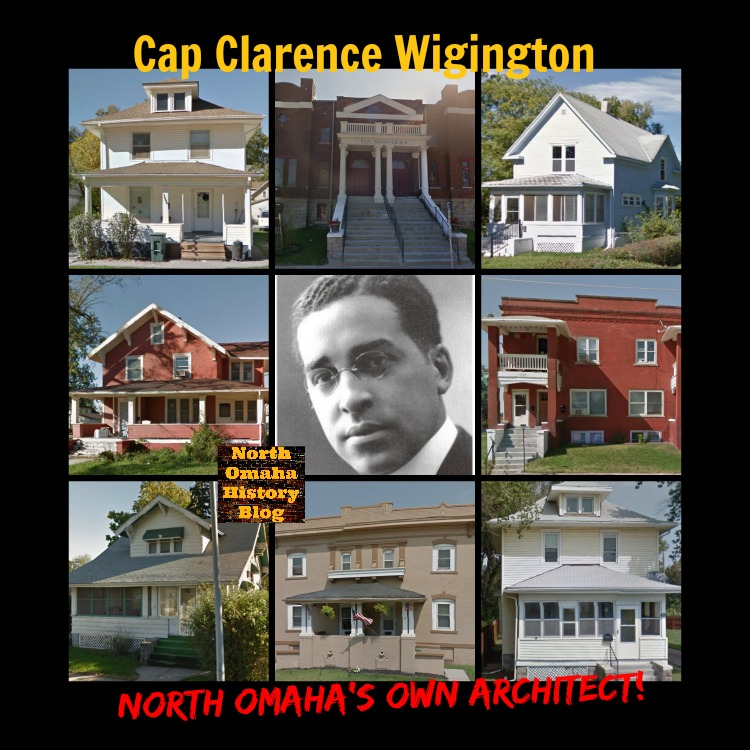 Clarence Wigington (1883-1967), North Omaha, Nebraska
