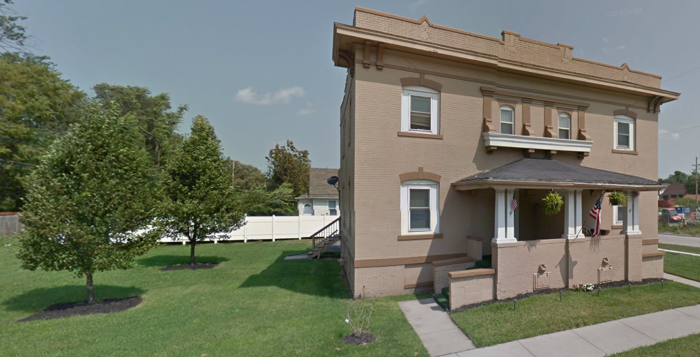 Broomfield Rowhouse, 2502-2504 Lake Street, North Omaha, Nebraska