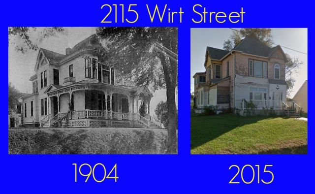 2115 Wirt Street, North Omaha, Nebraska