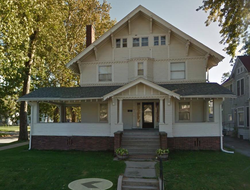 Charles Storz House, 1901 Wirt Street, North Omaha, Nebraska