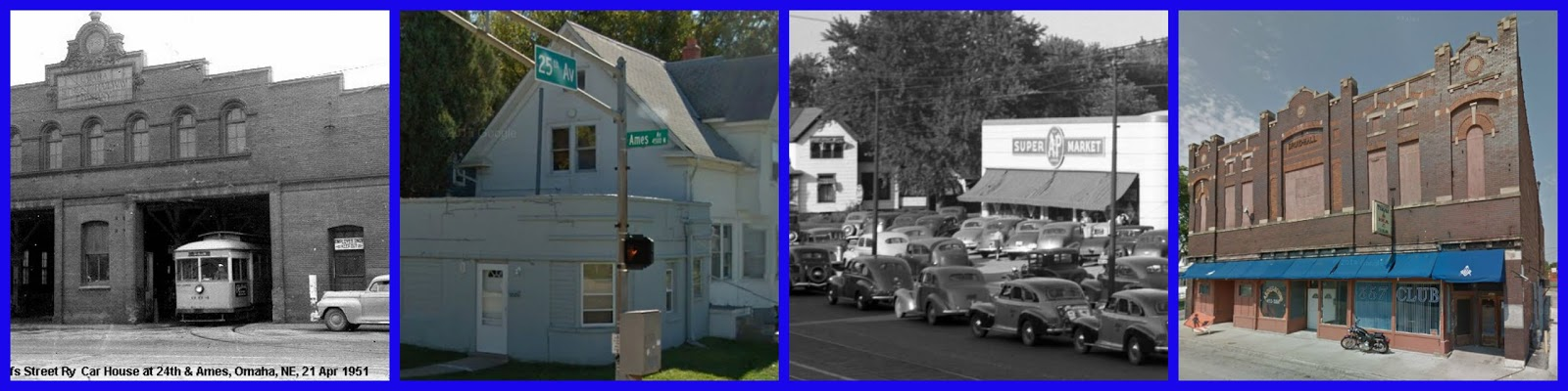 Historic Locations In North Omahas Saratoga Neighborhood