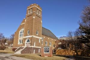 Miller Park Presbyterian Church, North Omaha, Nebraska