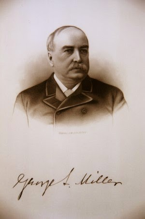 George S. Miller (1830–1920), North Omaha, Nebraska