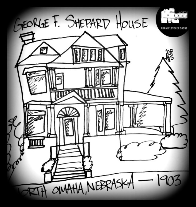 George F Shepard House by Adam Fletcher Sasse