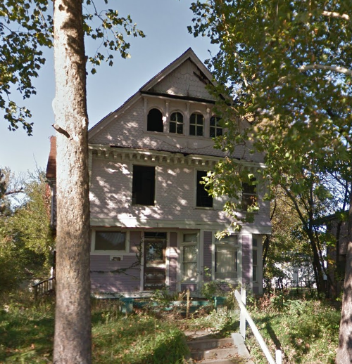 2024 Wirt Street, Kountze Place, North Omaha, Nebraska