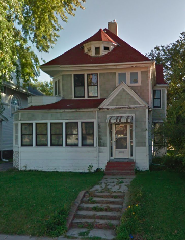 1907 Wirt Street, North Omaha, Nebraska