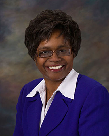Brenda J. Council (1955-present) from North Omaha was an African American member of the Nebraska Legislature.