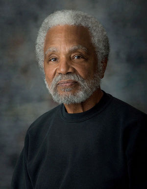 Nebraska legislator Ernie Chambers of North Omaha.