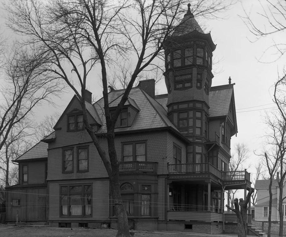 Dexter Thomas House North Omaha Nebraska