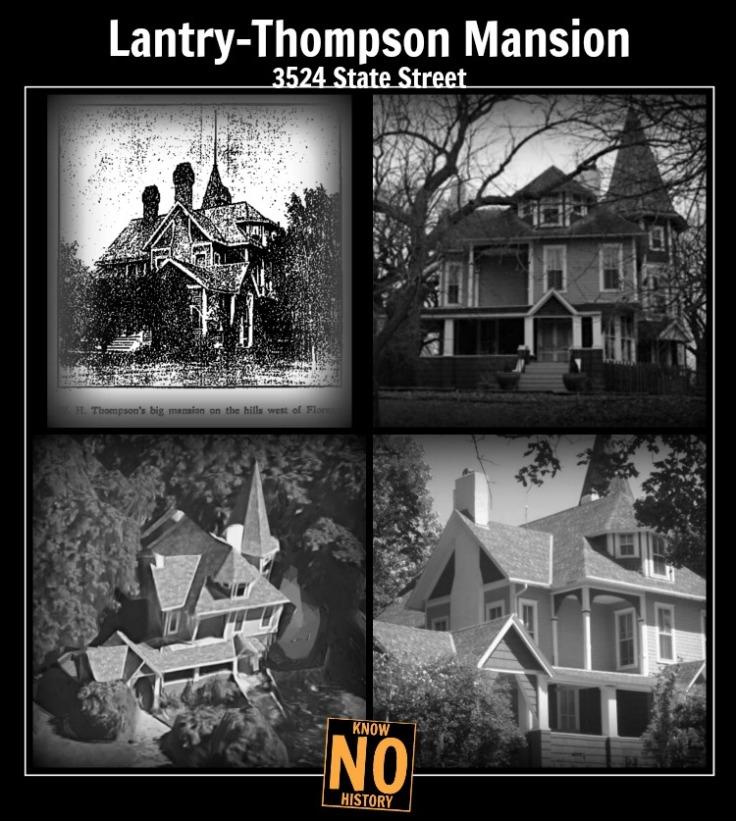 Lantry-Thompson Mansion, 3524 State St., North Omaha, Nebraska