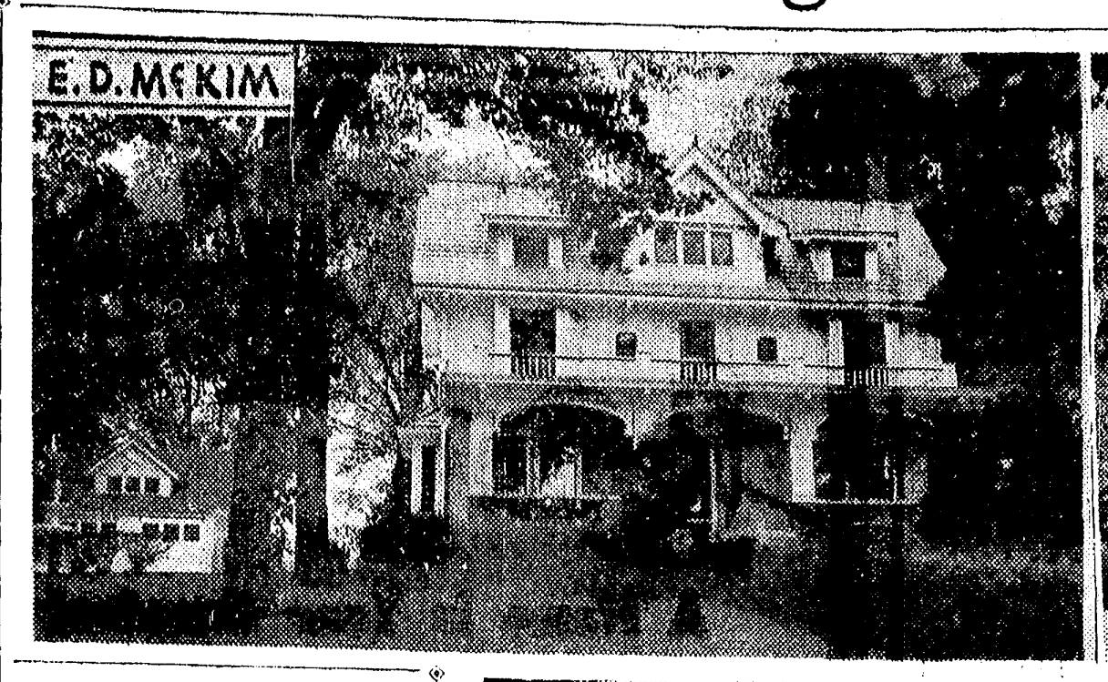 The Stroud Mansion at 5100 Florence Boulevard in North Omaha, Nebraska.