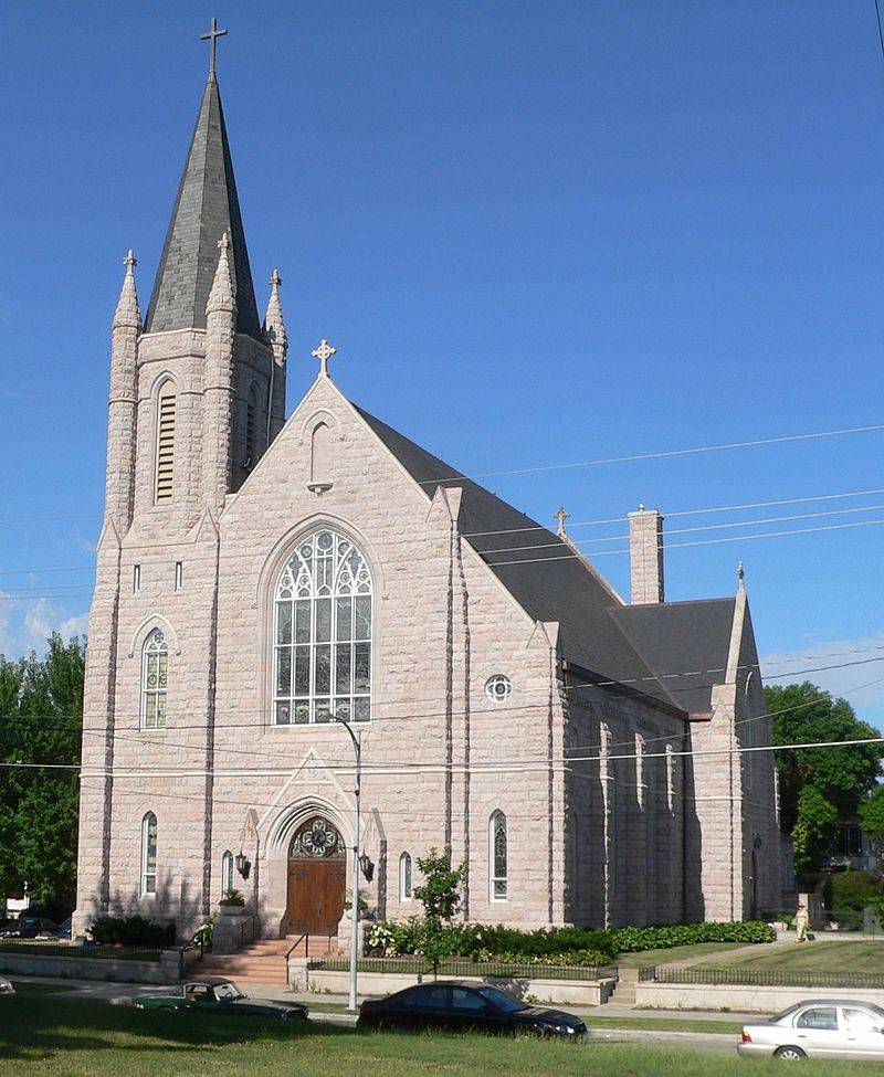 Sacred Heart Catholic Church, 2218 Binney Street North Omaha, Nebraska