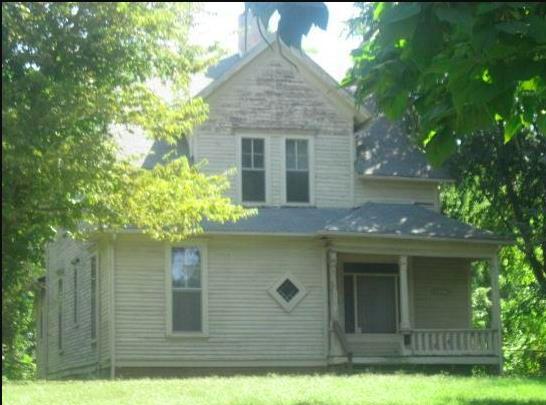 Fort Omaha House, 6327 Florence Boulevard, North Omaha, Nebraska