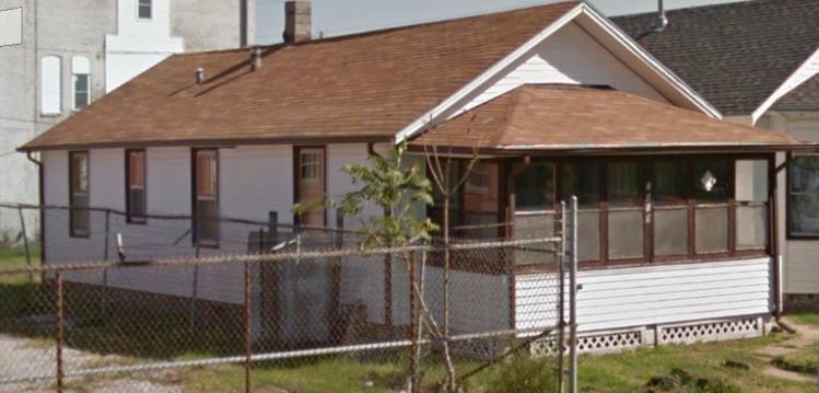 1120 North 20th Street, North Omaha, Nebraska
