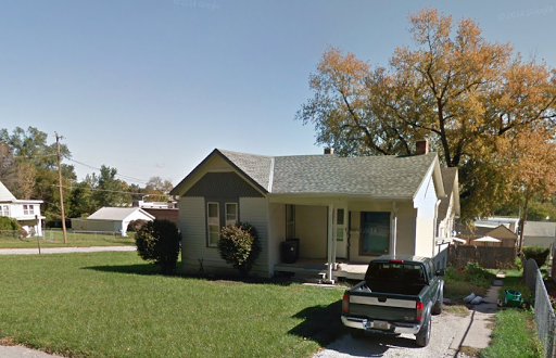 This is the oldest house in North Omaha.