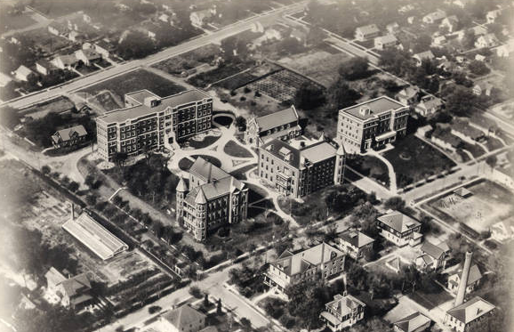 1922 Immanuel Deaconess Institute, North Omaha, Nebraska
