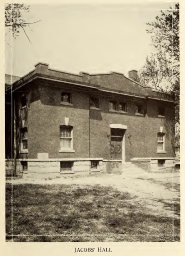 1928 Jacobs Hall University of Omaha