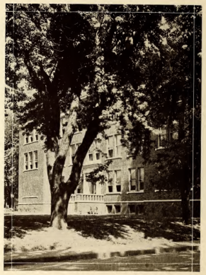1928 Joslyn Hall University of Omaha