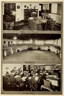 1928 pics from the Omaha University in North Omaha Nebraska