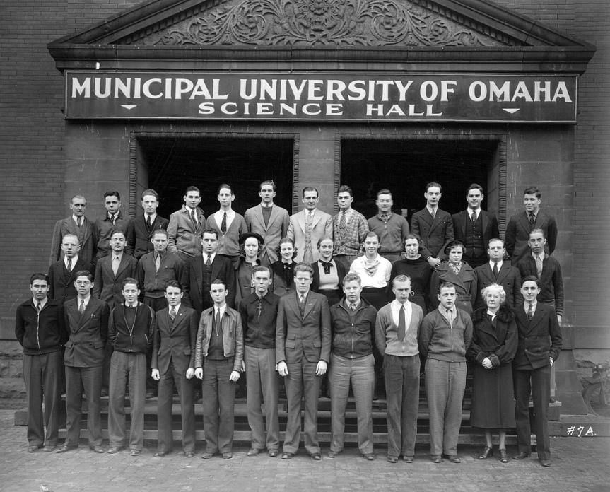 A History of Original Omaha University in NorthOmaha