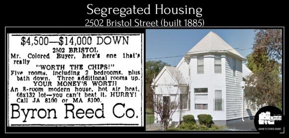 2502 Bristol Kountze Place North Omaha Nebraska