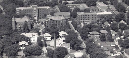 1944 Immanuel Deaconess Institute, North Omaha, Nebraska