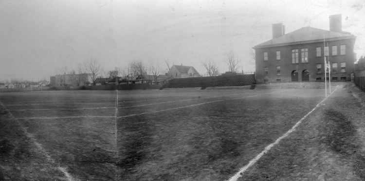 Omaha University Saratoga Field, North 24th and Ames Avenue, North Omaha, Nebraska,