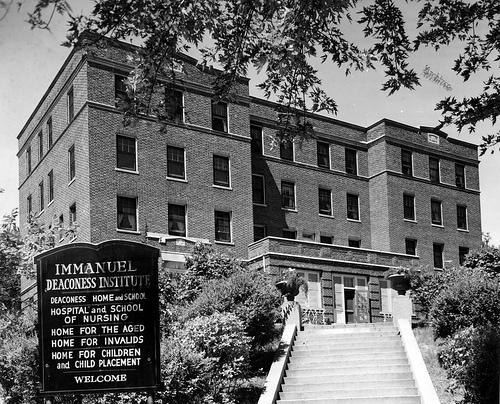 Immanuel Deaconess Institute School of Nursing, North Omaha, Nebraska