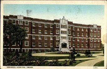 Immanuel Hospital, North Omaha, Nebraska