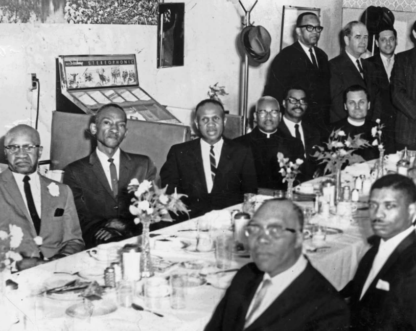 Omaha 4CL Civil Rights group in 1963