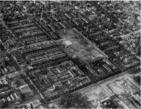Logan Fontenelle Housing Projects (1938-1995), North Omaha, Nebraska