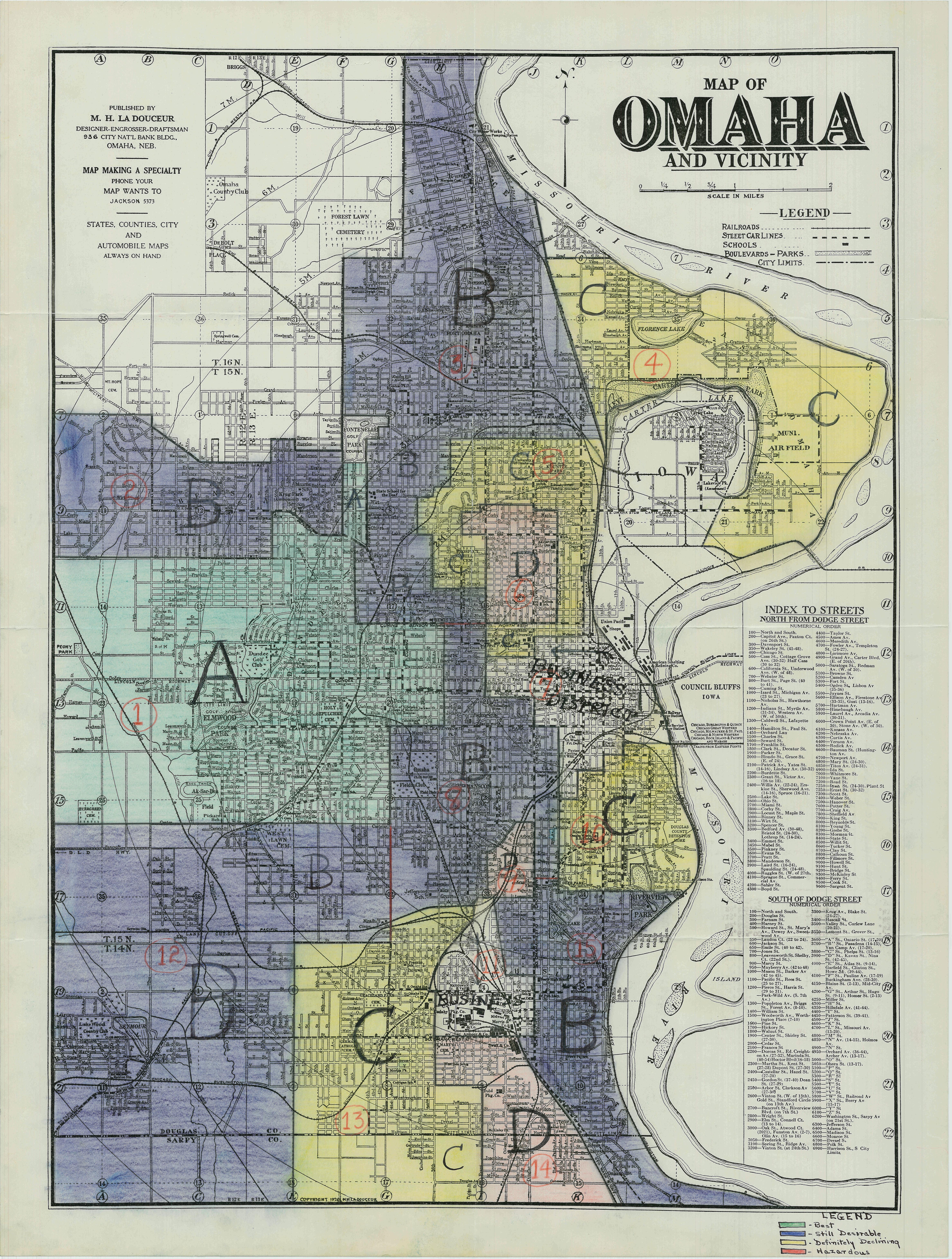 A History of Redlining in Omaha North Omaha History