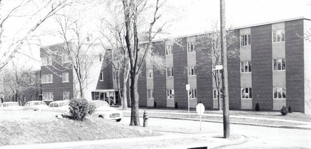 1955 Immanuel School of Nursing and Dormitory, Immanuel Deaconess Institute, North OMaha, Nebraska