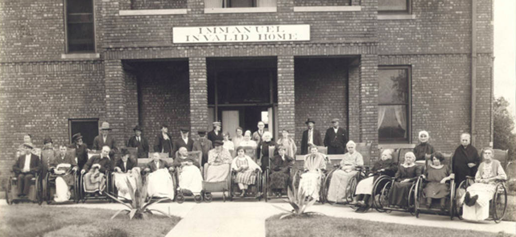 Immanuel Invalid Home, North Omaha, Nebraska