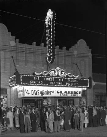 Ritz Theatre, 2435 North 24th Street, North Omaha, Nebraska