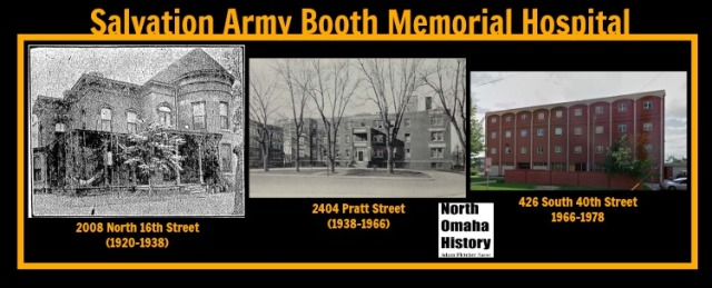 Booth Memorial Hospital, Omaha, Nebraska