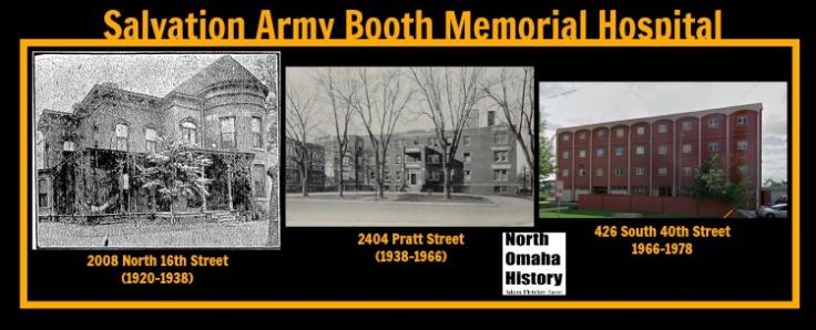 Booth Memorial Hospital, Omaha, Nebraska