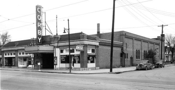 Corby Theater, 2801 N. 16th St., North Omaha, Nebraska
