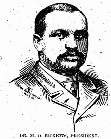 A Biography of North Omaha's Dr. Matthew O.Ricketts