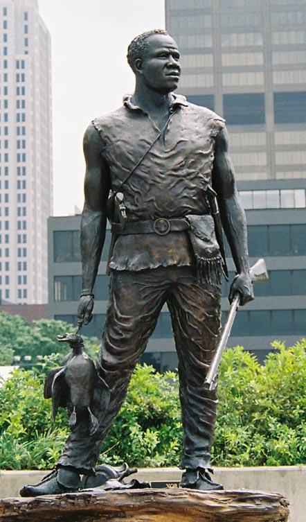 York, the first Black person in Omaha, Nebraska