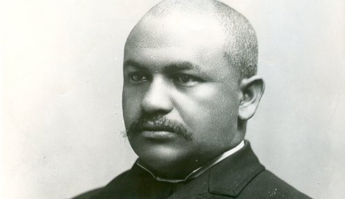 Dr. Matthew O. Ricketts (1958-1917) of North Omaha was an African American member of the Nebraska Legislature from 1893 to 1897.