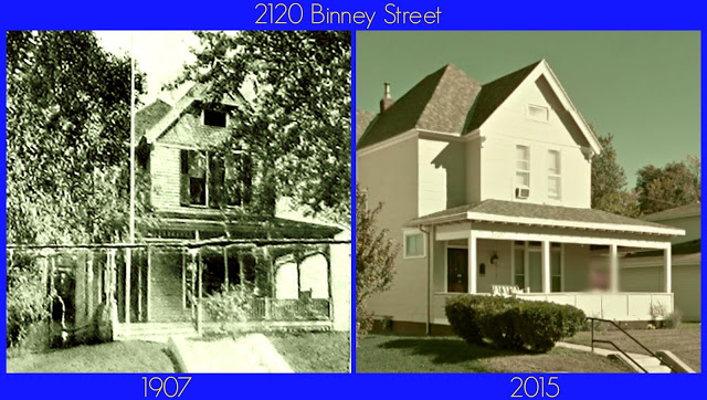 2120 Binney Street, North Omaha, Nebraska