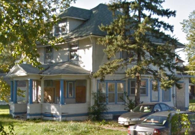 1624 Binney Street, North Omaha, Nebraska