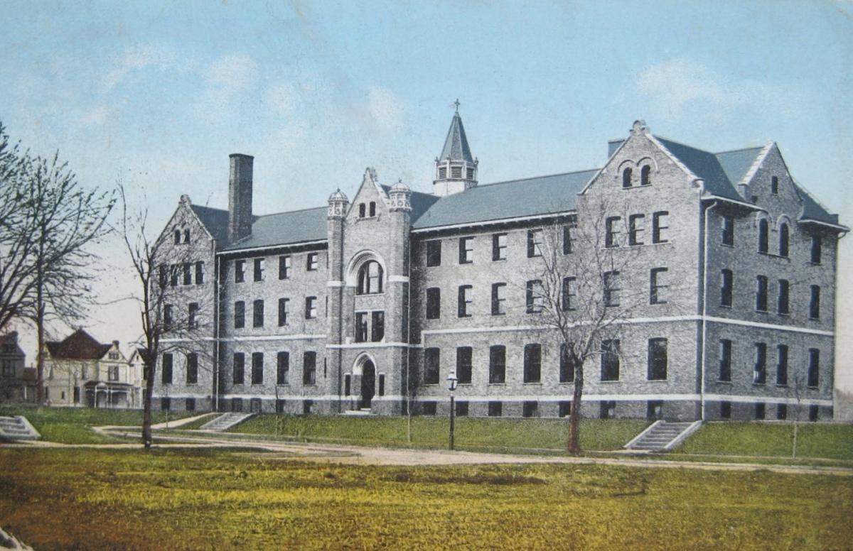 Omaha Presbyterian Theological Seminary, Florence Boulevard, Kountze Place neighborhood, North Omaha, Nebraska