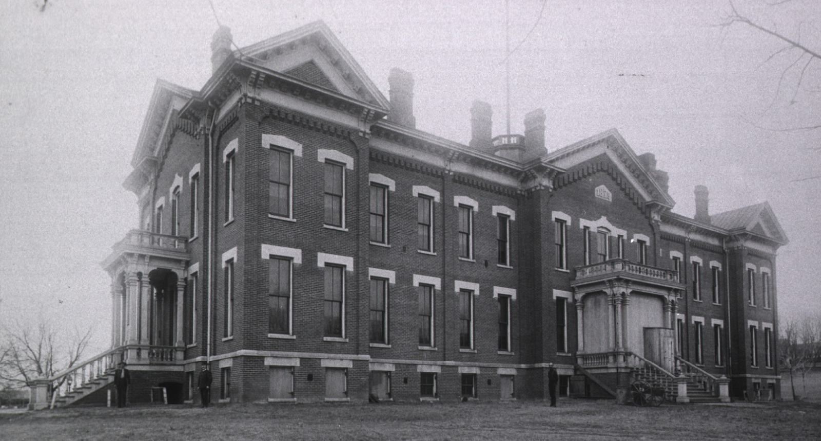 Fort Omaha Hospital (1879-1898), Nebraska