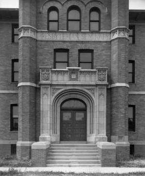 Omaha Presbyterian Theological Seminary, North Omaha, Nebraska
