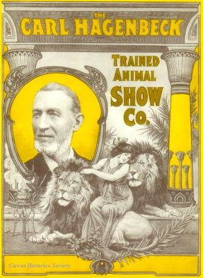The Carl Hagenbeck Trained Animal Show Company at the Greater America Exposition, North Omaha, Nebraska