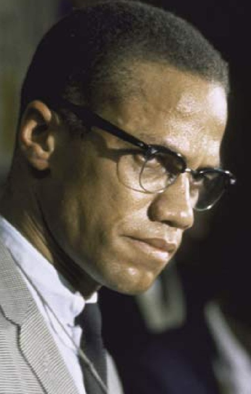 Malcolm X, North Omaha, Nebraska.